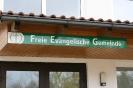 Bilder vom Gottesdienstraum 2006