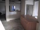 Renovierung bzw. Einrichtung der Gemeinderäume - 1.4.2001